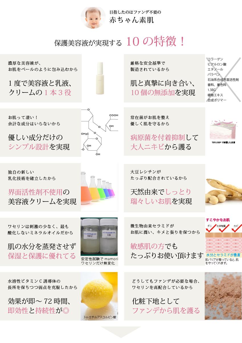 mamori 保護美容液