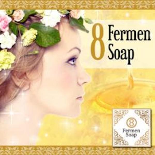 8 Fermen Soap,エイトフェルメンソープ