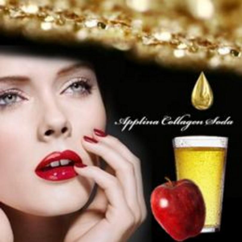 アップリーナコラーゲンソーダ,APPLINA