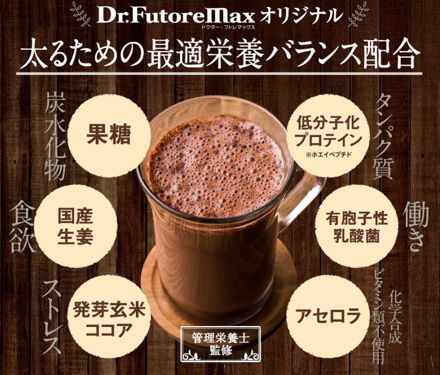 Dr.FutoreMax(ドクター・フトレマックス)